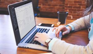 Business process automation web app